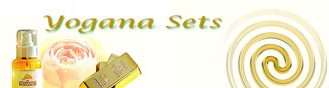 Yogana Sets im Kornkammer Shop