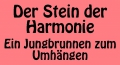 Interview Stein der Harmonie